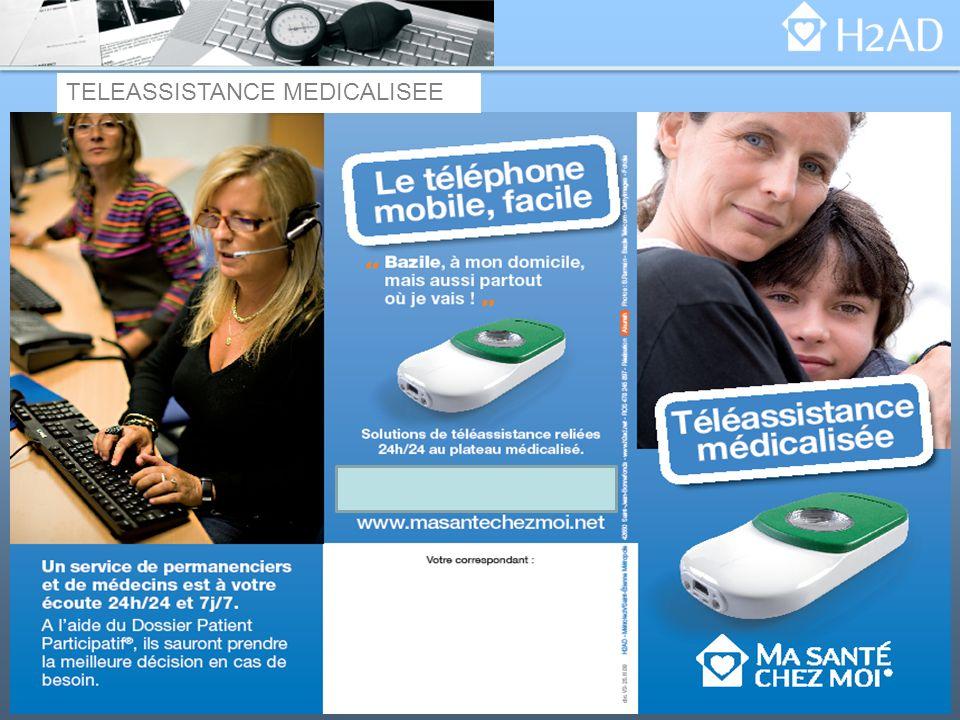 TELEASSISTANCE MEDICALISEE