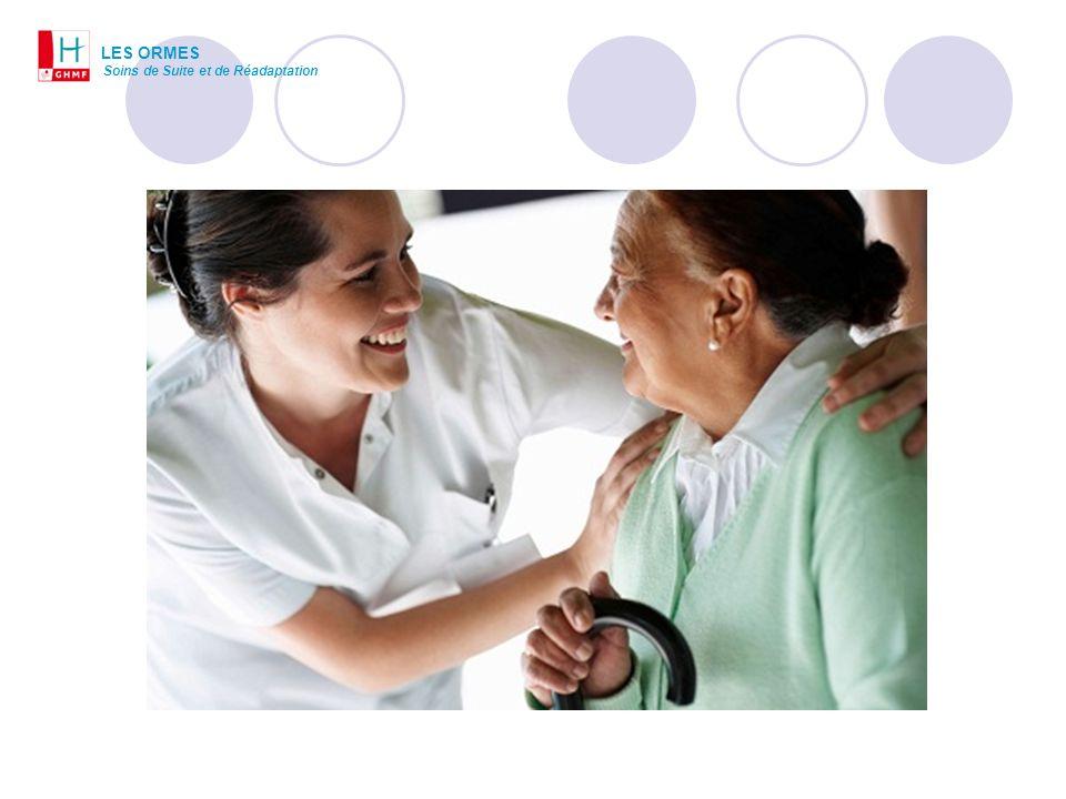 Laccueil est le premier soin réalisé Un patient, un convalescent, un résident noublie pas le visage de celui, de celle, de ceux qui lont accueilli.