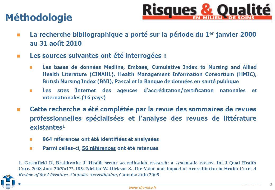 www.chu-nice.fr Etudes dimpact 4