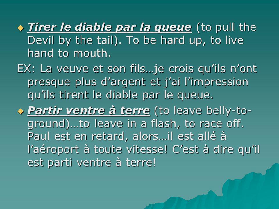 De lautre côté-on the other side of De lautre côté-on the other side of De nouveau-again De nouveau-again De plus en plus-more and more De plus en plus-more and more Du matin au soir-from morning to night Du matin au soir-from morning to night 1.