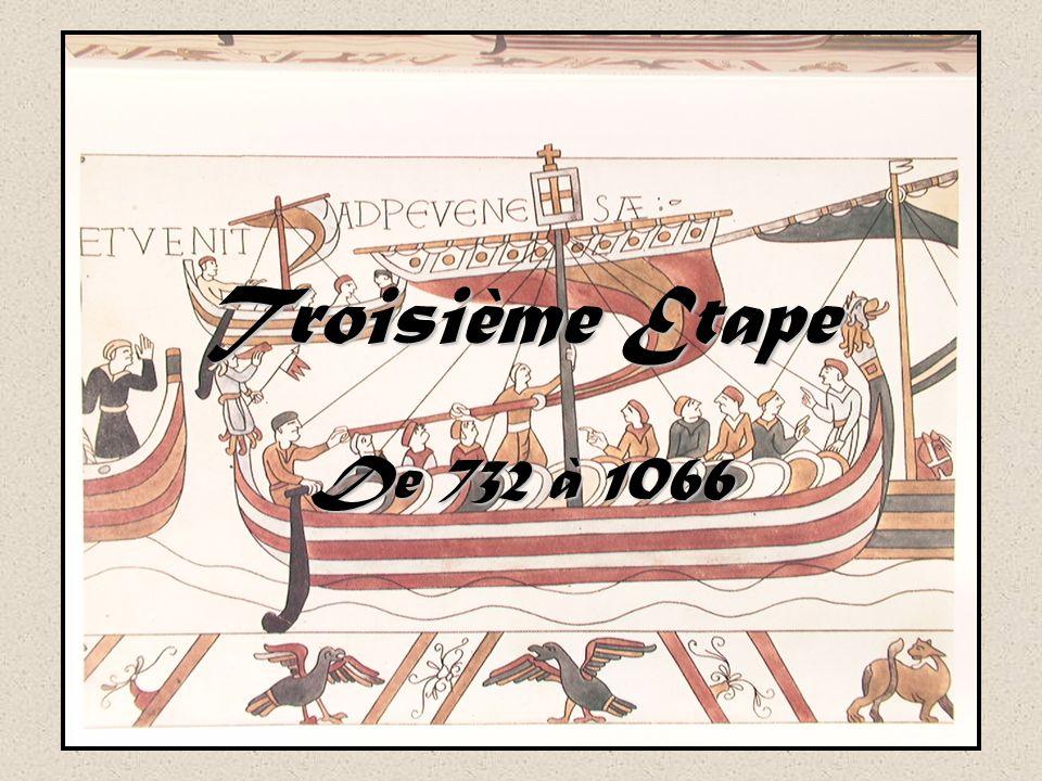 Son règne… Charlemagne, un Franc, pas un Français Capitale: Aix-la-Chapelle (Aachen en Allemagne aujourdhui) A établi une bonne administration dans les provinces avec les missi dominici (messagers du maître) A divisé le royaume en comtés pour bien administrer les terres