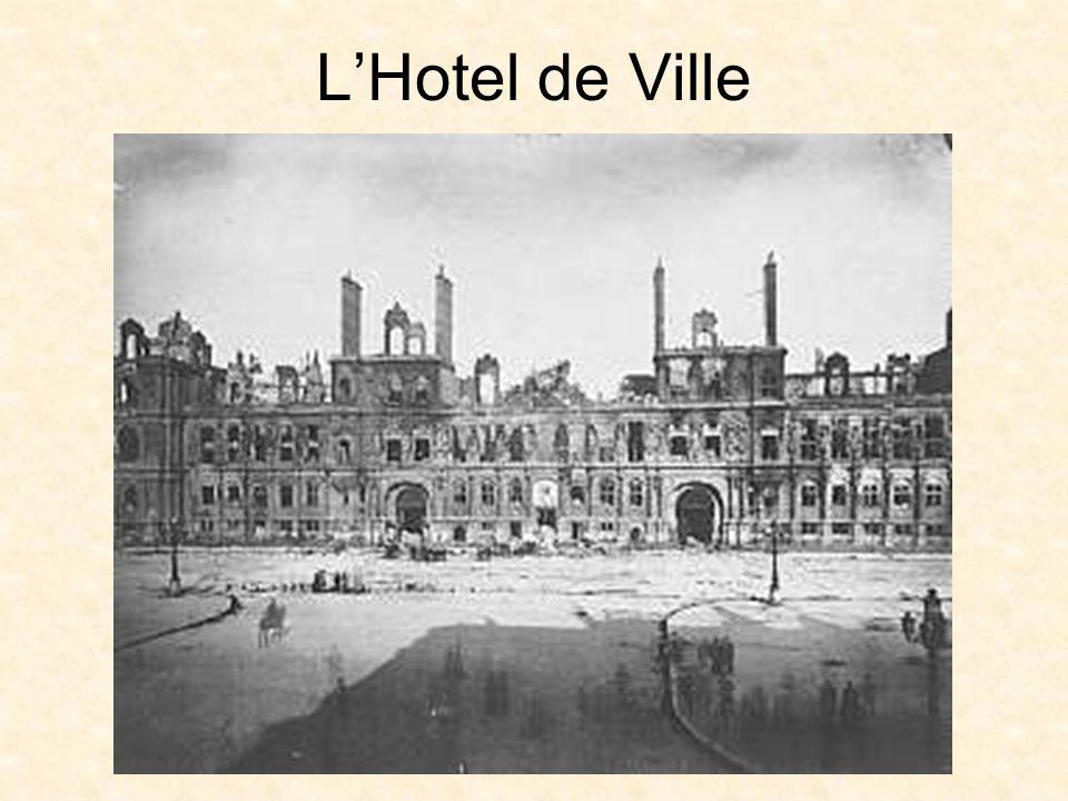 LHotel de Ville