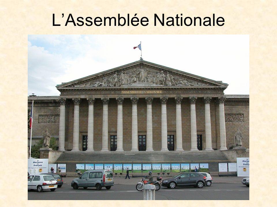 LAssemblée Nationale