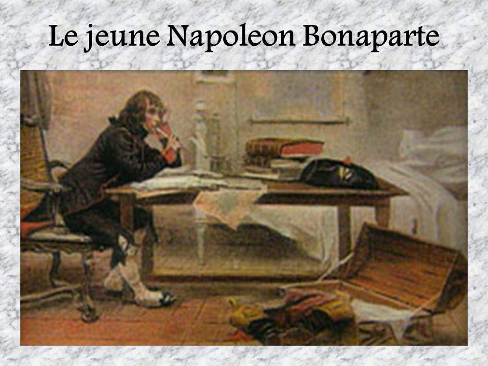Les guerres de Napoléon En 1808 Napoléon contrôlait presque l Europe entière.