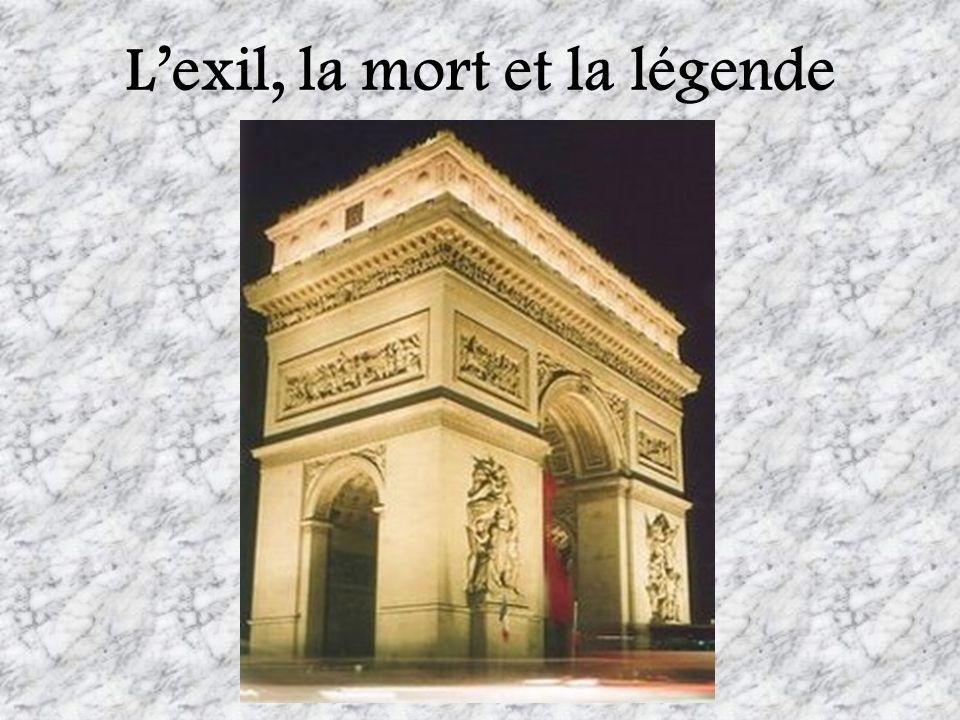Lexil, la mort et la légende