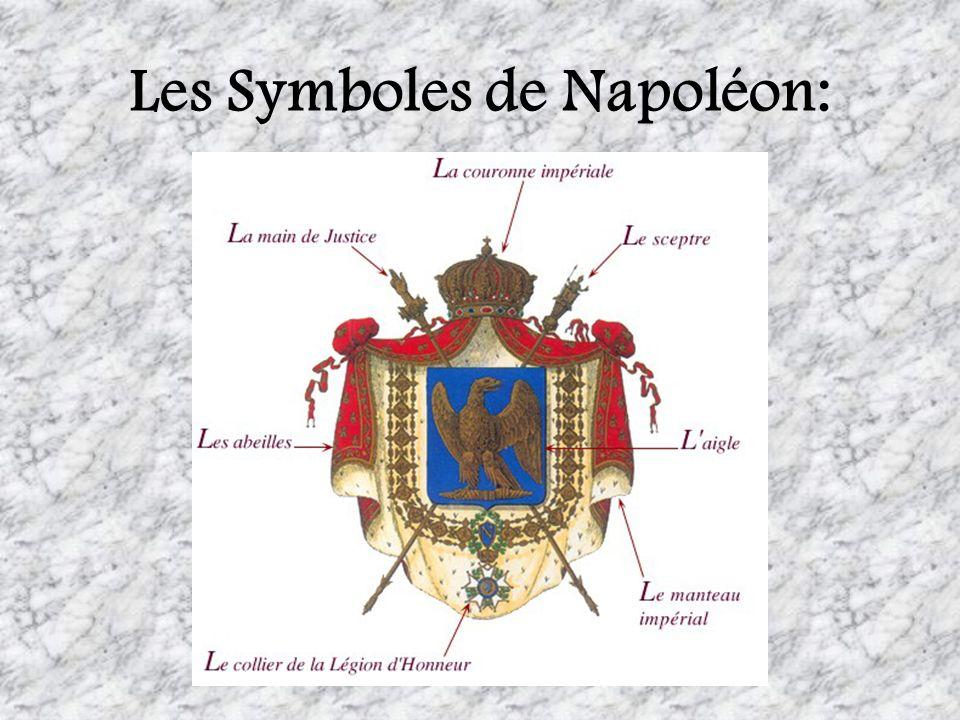 Les Symboles de Napoléon:
