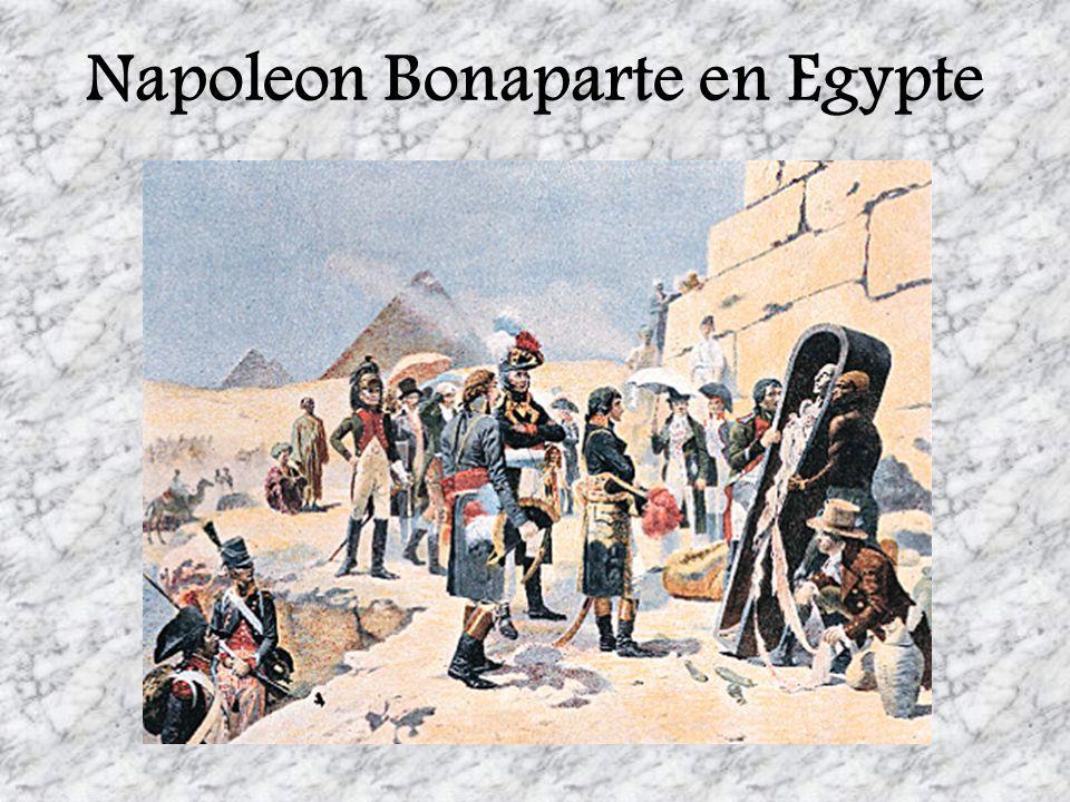 Les guerres de Napoléon Les vainqueurs ont décidé dexiler lempereur.