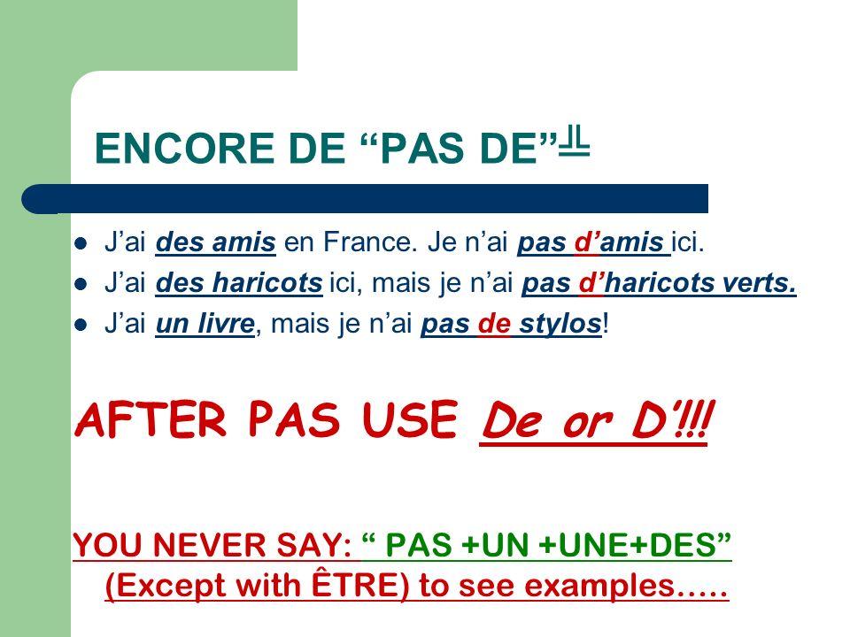 Your turn again.1. Je_____________ un livre. (choisir) Translate: 2.