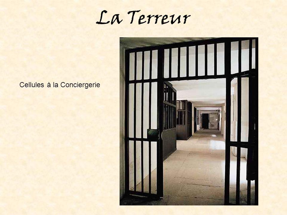 Villeneuve: Reception de Louis XVI aux enfers