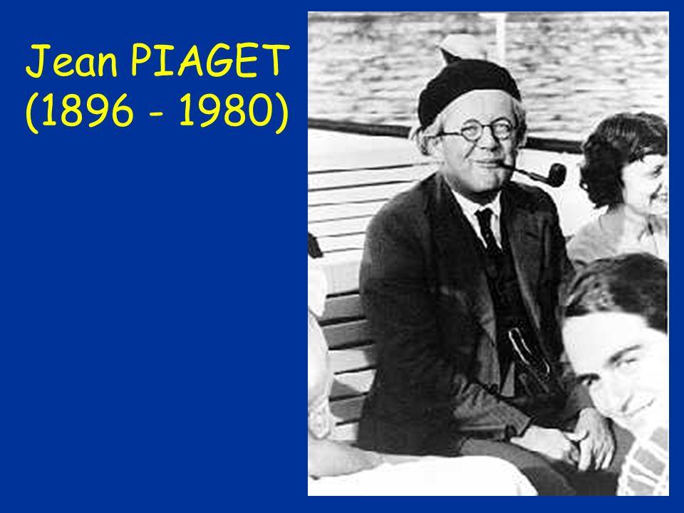 Pourquoi Piaget est constructiviste .