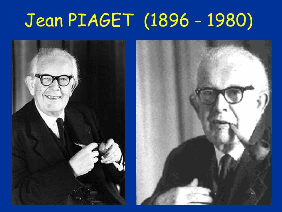 Mots clefs associés à lœuvre de Piaget l Constructivisme l Stades de développement l Assimilation l Accommodation l Équilibration