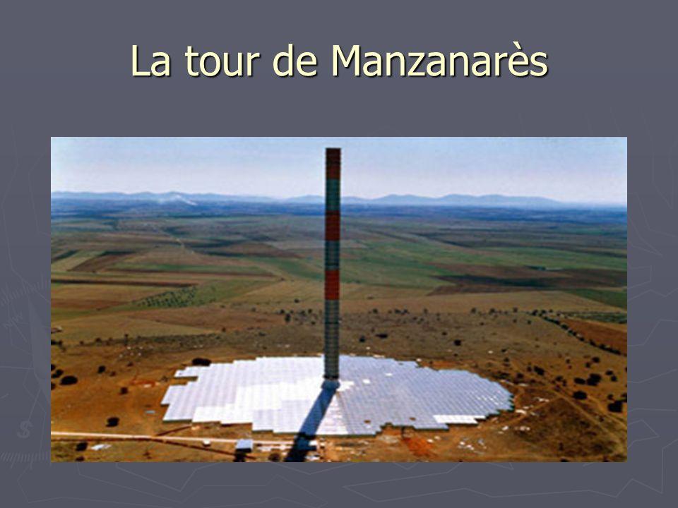 La tour de Manzanarès