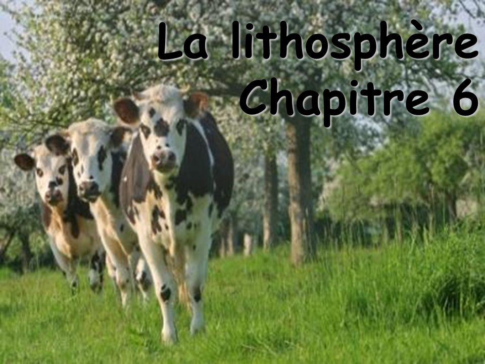 La lithosphère Chapitre 6