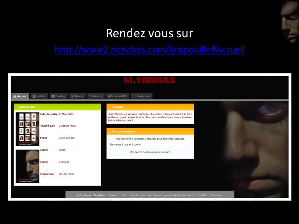 Rendez vous sur http://www2.netvibes.com/krispouille#Accueil