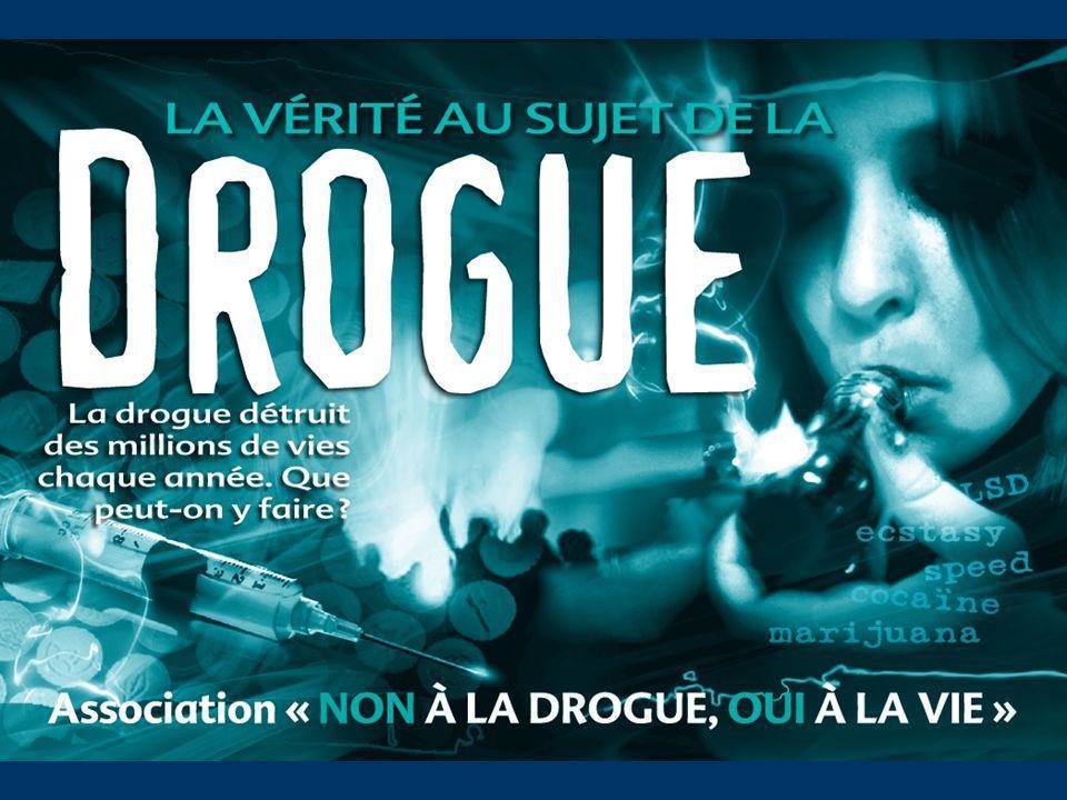 POURQUOI CONTINUE-T-ON A PRENDRE DES DROGUES .