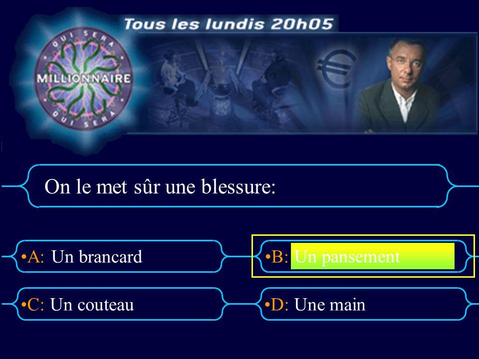 A:B: D:C: Ma famille ___________ à Paris. visvécu vit viennent