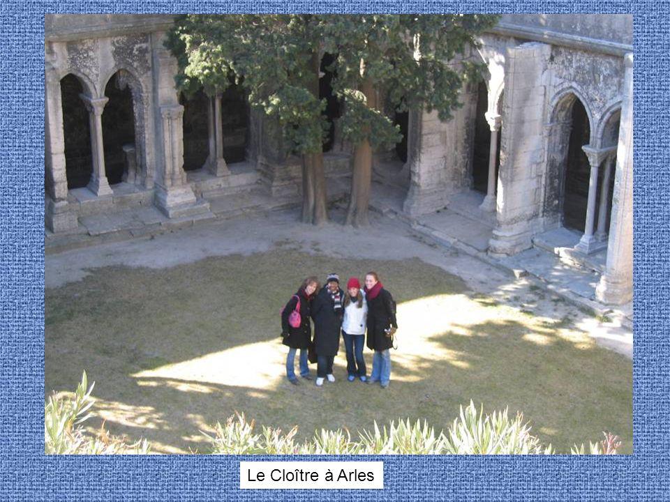 Le Cloître à Arles