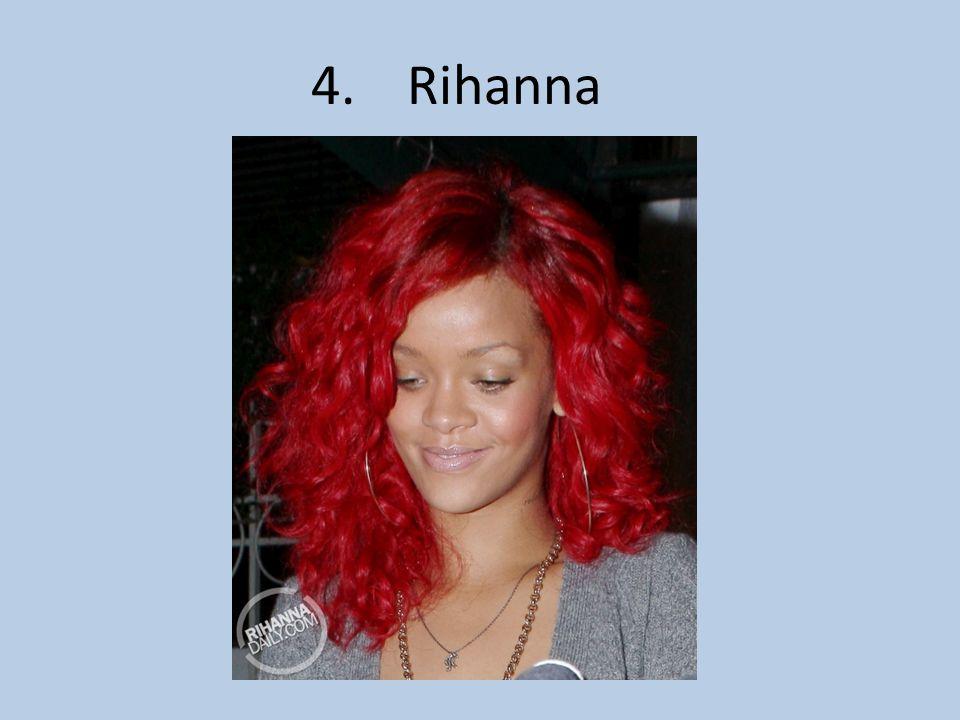 4.Rihanna