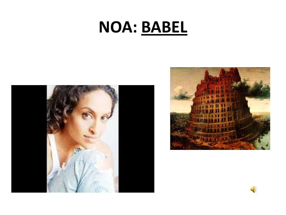 NOA: BABEL