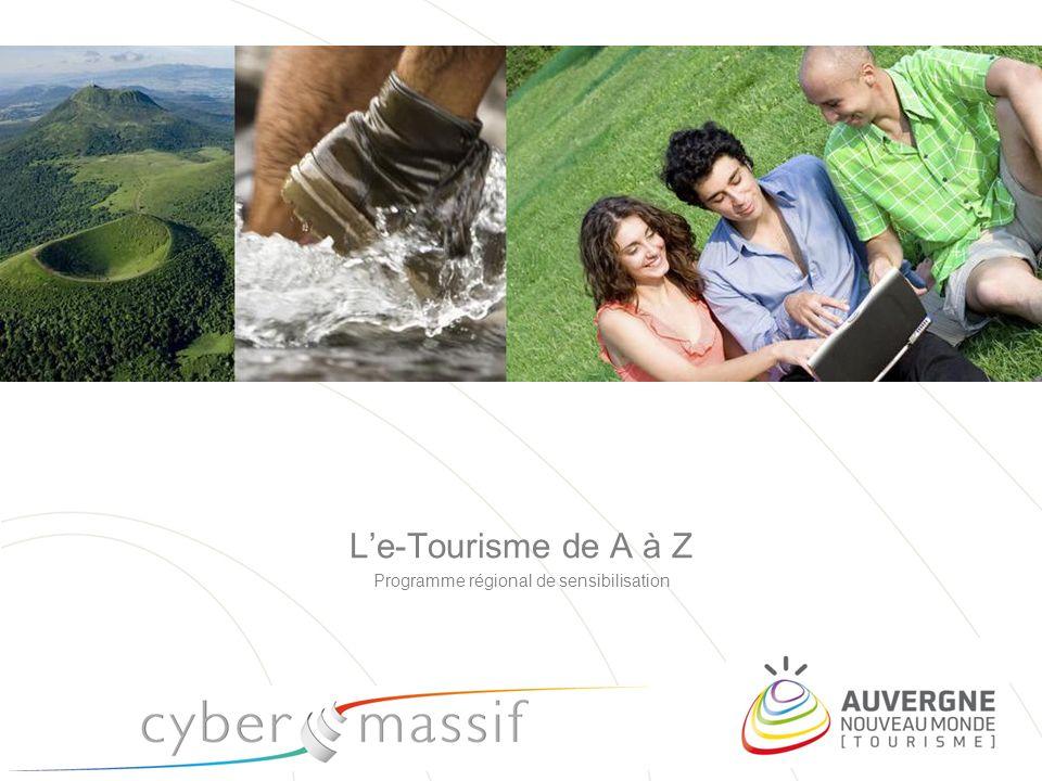 Le-Tourisme de A à Z Programme régional de sensibilisation