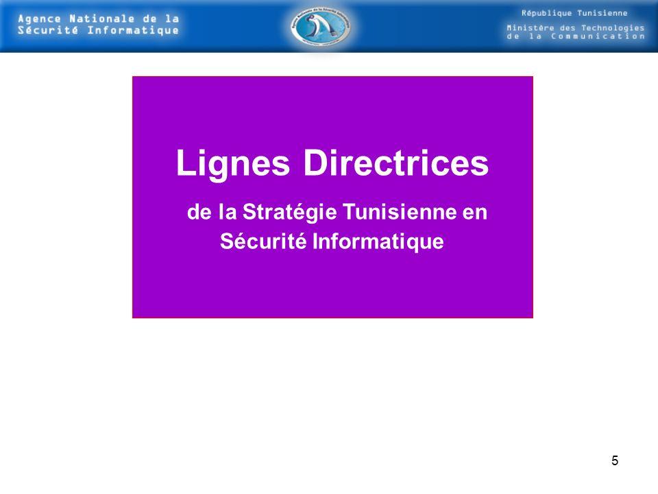 4 Février : Promulgation dune LOI originale sur la sécurité des SI (Loi N° 5-2004, Fév 2004 et ses 3 décrets associés) : Obligation de laudit périodiq