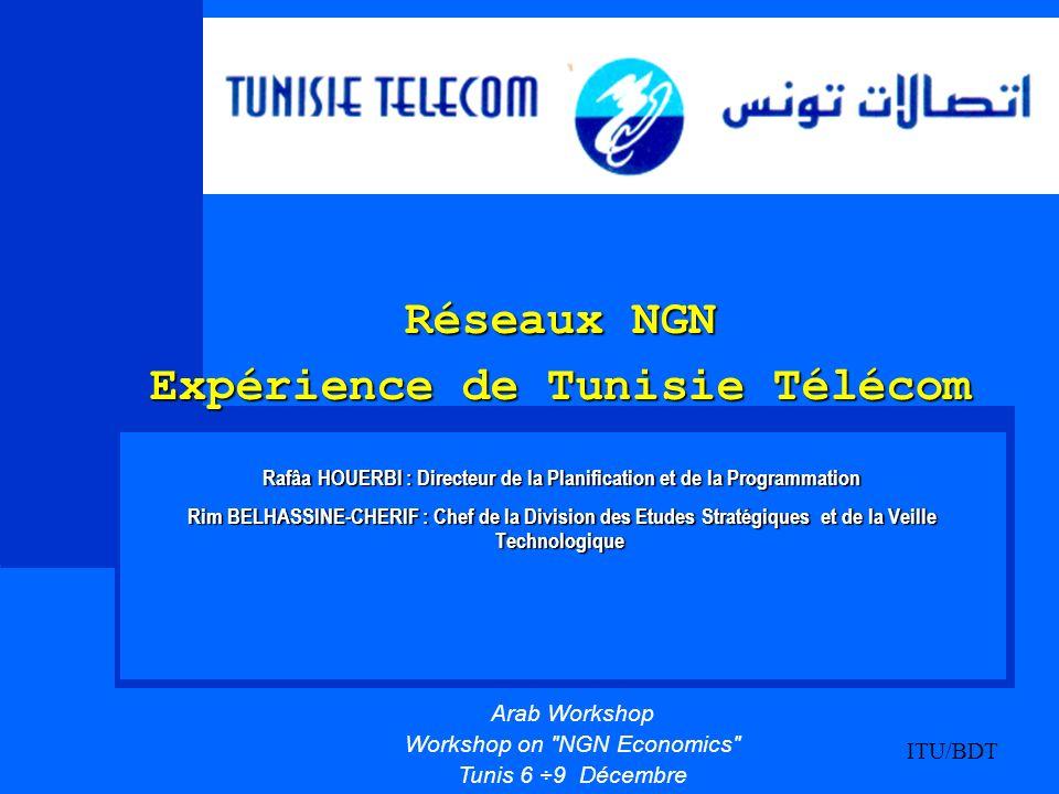 12 Projet VoIP International (suite) VoIP France Télécom Télécom Italia CT International Media Gateway Media Gateway Controler MGC E1, STM-1 Media Gateway E1, STM-1 SS7 MGCP, H.248, H.323, SIP Routeur CT International