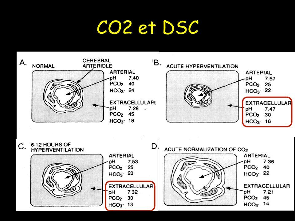 CO2 et DSC