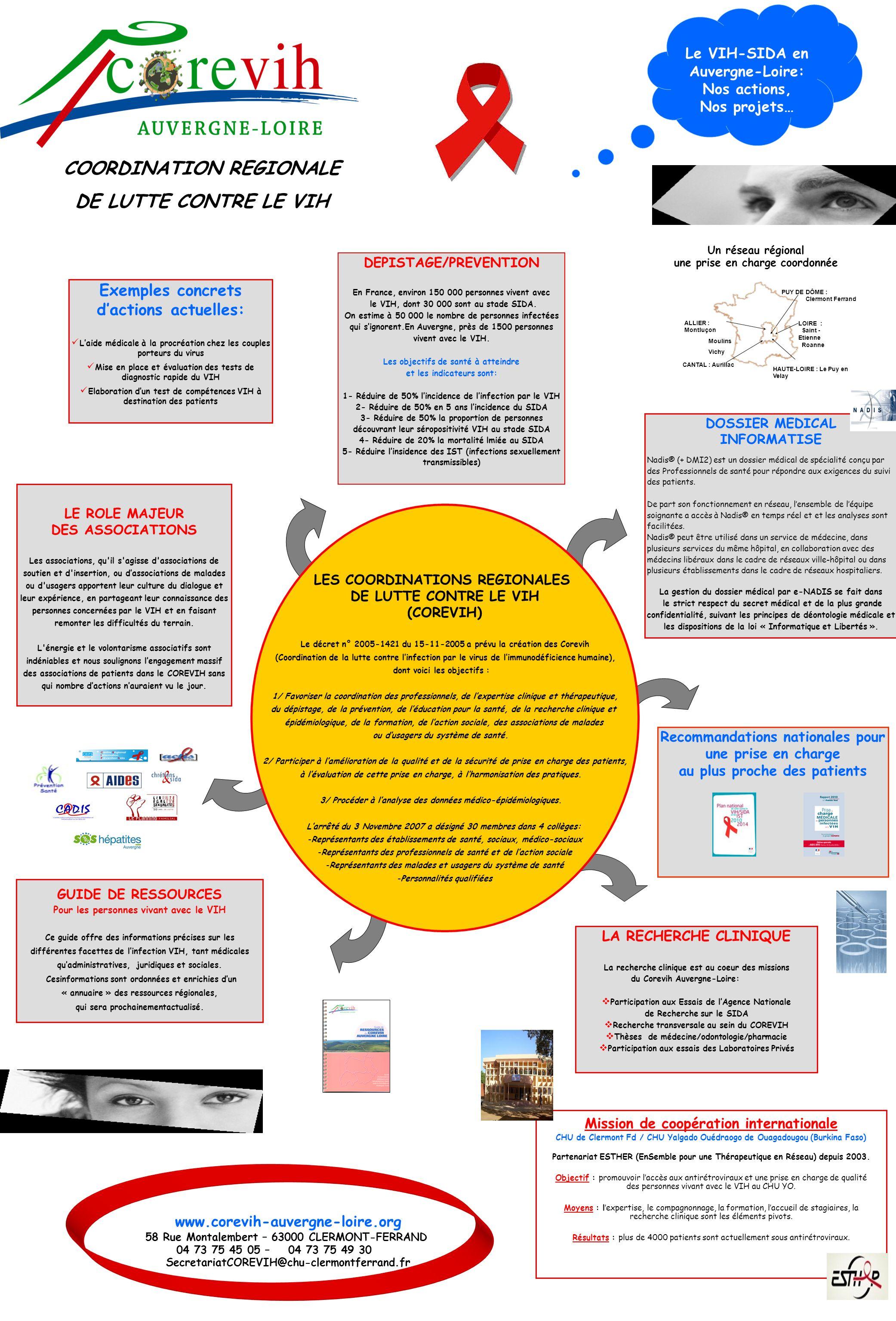 DOSSIER MEDICAL INFORMATISE Nadis® (+ DMI2) est un dossier médical de spécialité conçu par des Professionnels de santé pour répondre aux exigences du suivi des patients.