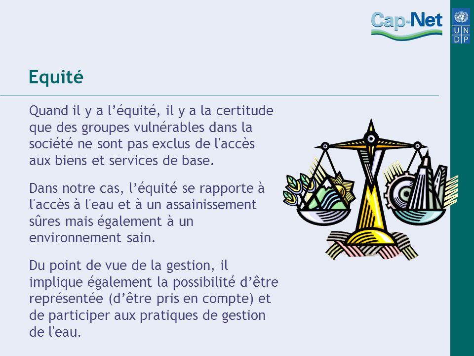 Équilibre des sexes Les différents rôles, droits et responsabilités des hommes et femmes et les rapports entre eux.