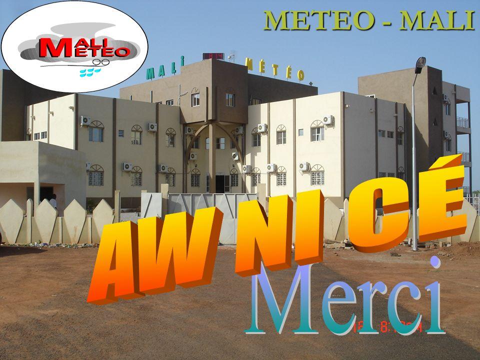 METEO - MALI