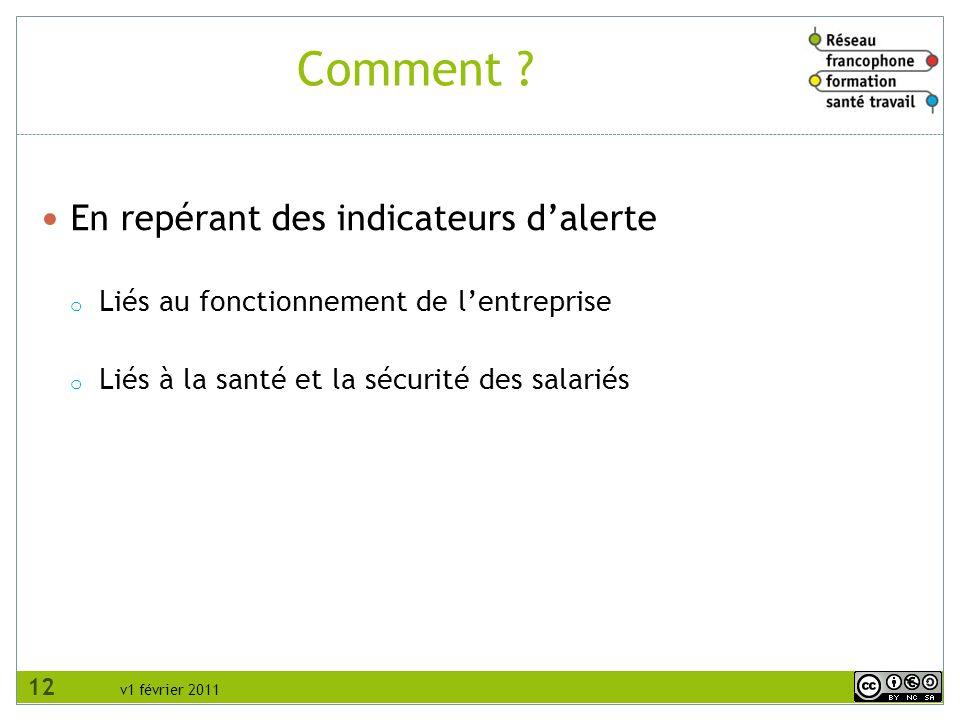 v1 février 2011 Comment .