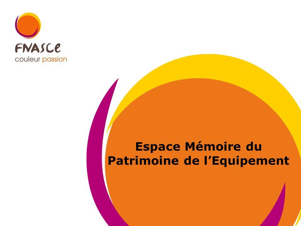 Espace Mémoire du Patrimoine de lEquipement
