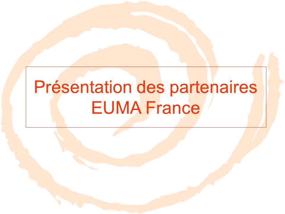 Présentation des partenaires EUMA France