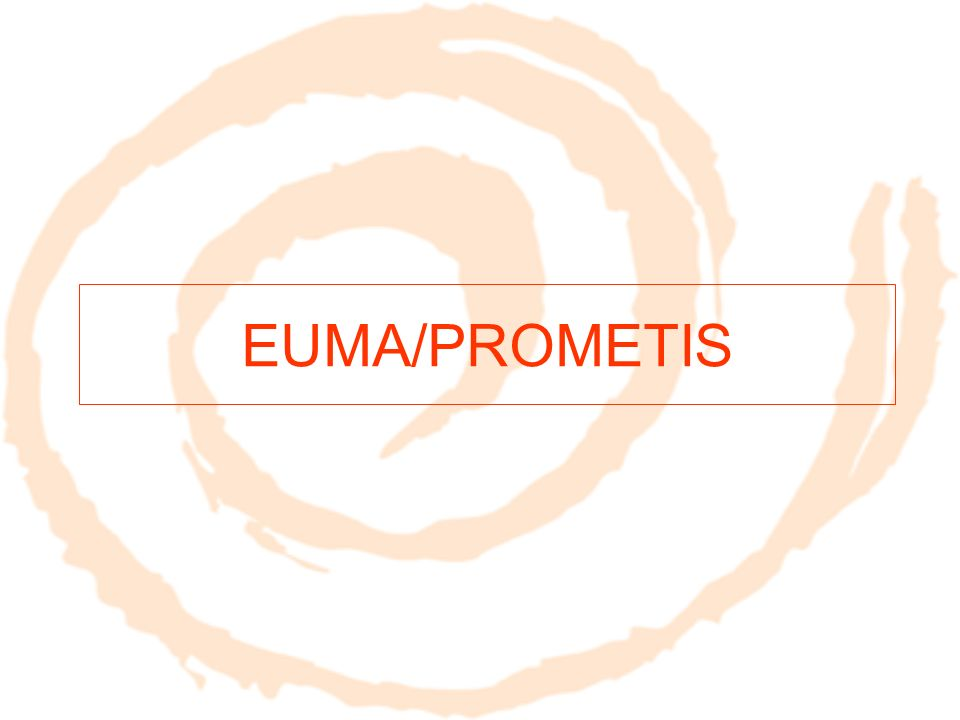 EUMA/PROMETIS