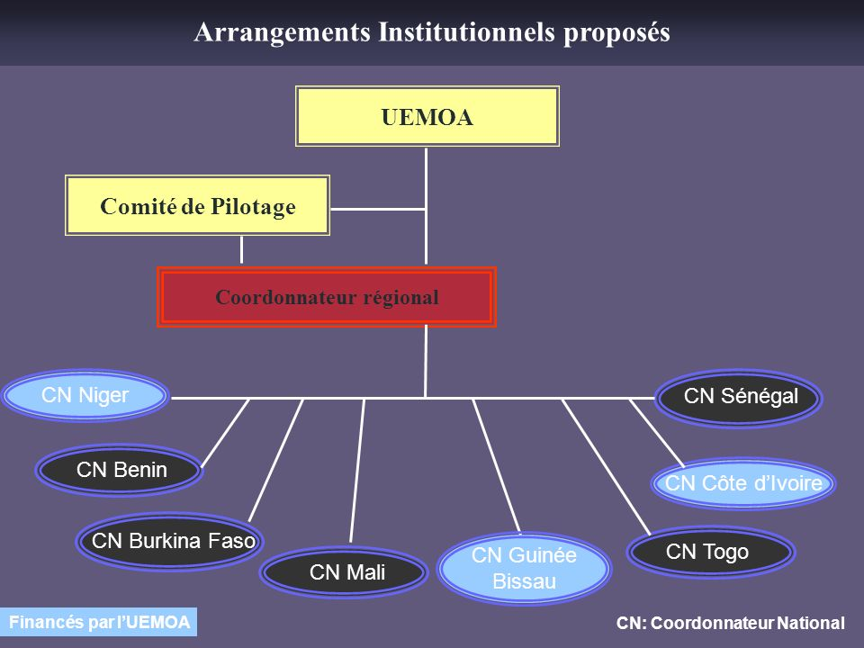 Financement avec/sans le FEM et Besoins en Financement Situation de référence: 10 millions de $ (secteur privé, USAID, SDC, UNEP/GEF) Alternative du FEM: 22.5 millions de $, soit 12,5 million de plus dont FEM 5.5 million de $ Financement à rechercher: 5 millions de $