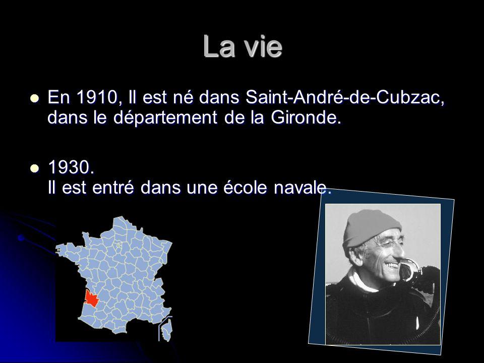 La vie En 1910, Il est né dans Saint-André-de-Cubzac, dans le département de la Gironde. En 1910, Il est né dans Saint-André-de-Cubzac, dans le départ