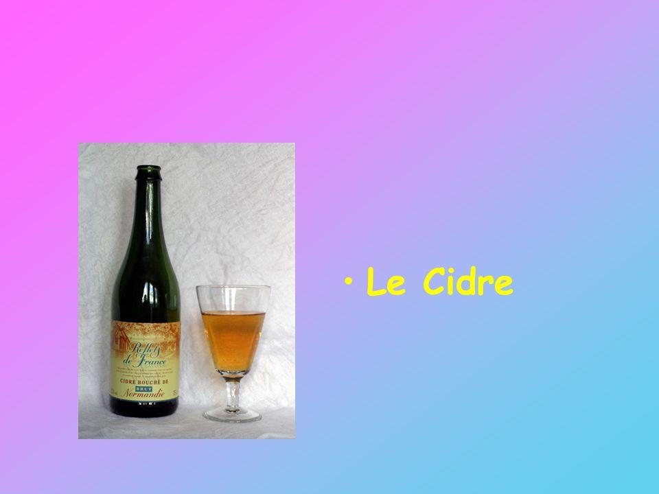 Le Cidre
