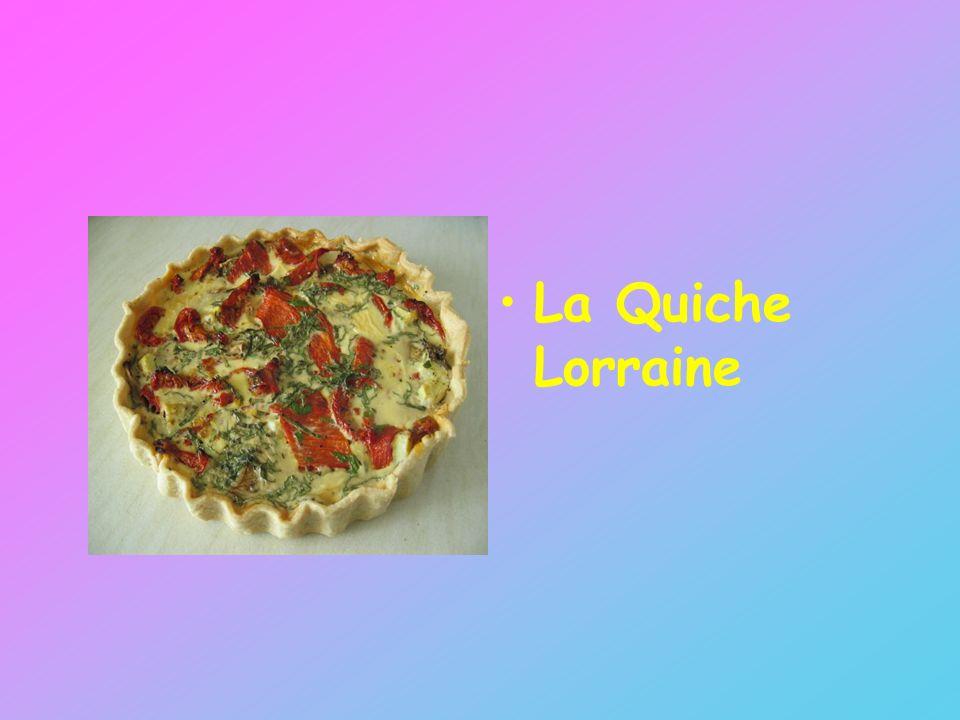 La Quiche Lorraine