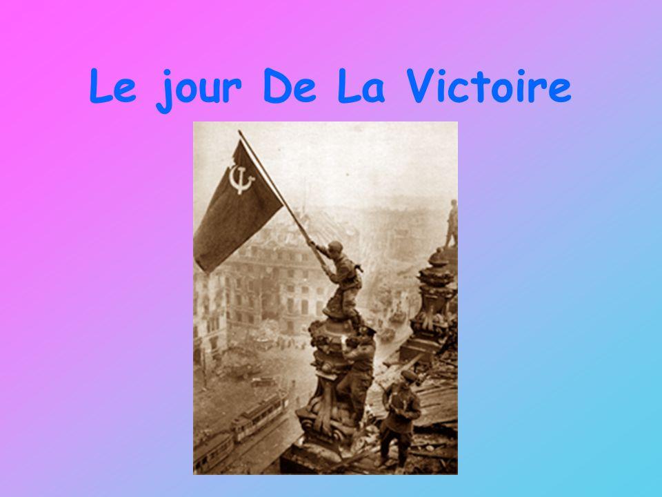 Le jour De La Victoire