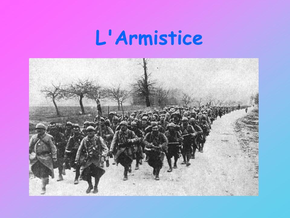 L Armistice