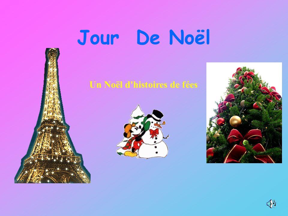 Jour De Noël Un Noël d histoires de fées