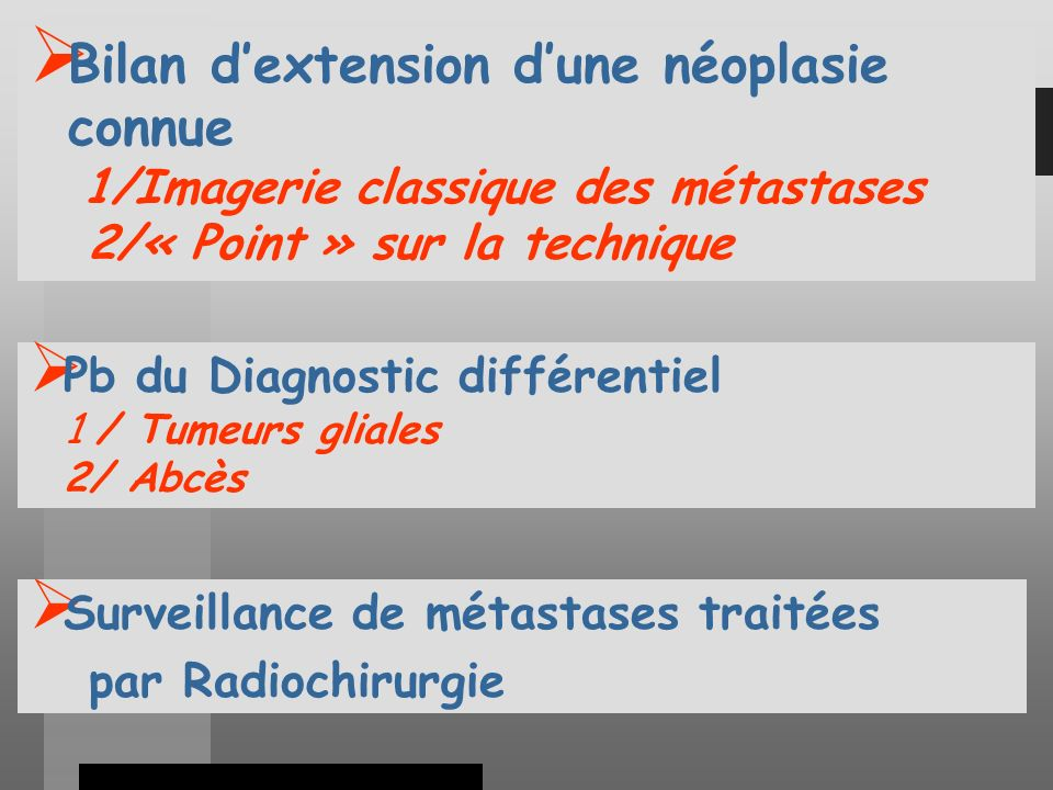 volume post RXCh = Radionécrose/ Redux .volume post RXCh = Radionécrose/ Redux .