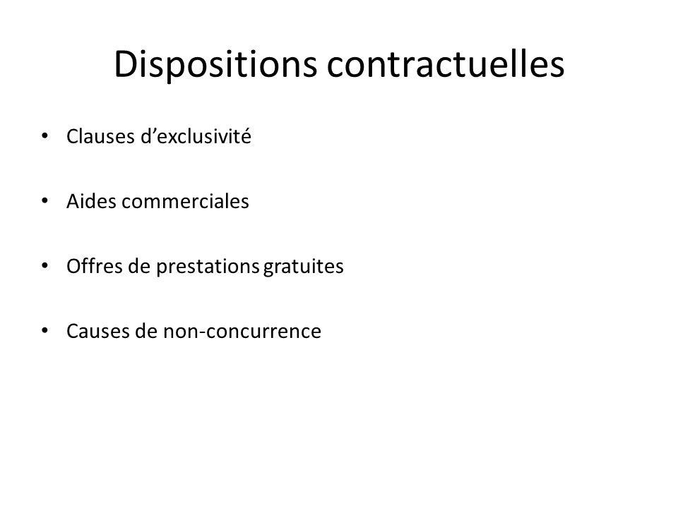 Les sanctions Injonctions de cesser les pratiques Amendes administratives (Europe) Sanctions pénales (Etats Unis, Royaume Uni) Remèdes structurels (RU, USA, Europe) allant jusquau démantèlement
