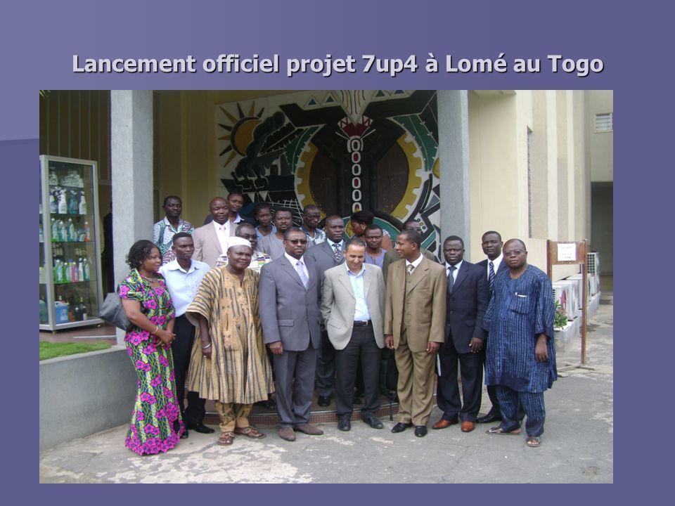 Réunion GNR I (suite) Lomé, 19 septembre 2008 Lomé, 19 septembre 2008 Organisation de la première réunion du Groupe National de Référence (GNR).