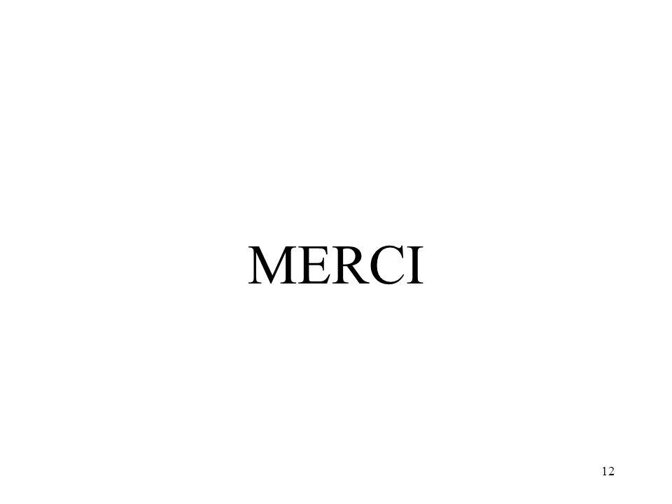 12 MERCI