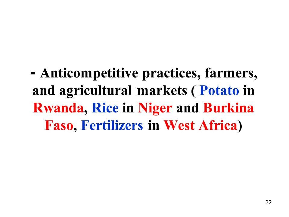 23 Pénurie de pommes de terre au Rwanda http://www.syfia-grands-lacs.info 20 03-2008 La pomme de terre se fait rare sur les marchés rwandais.