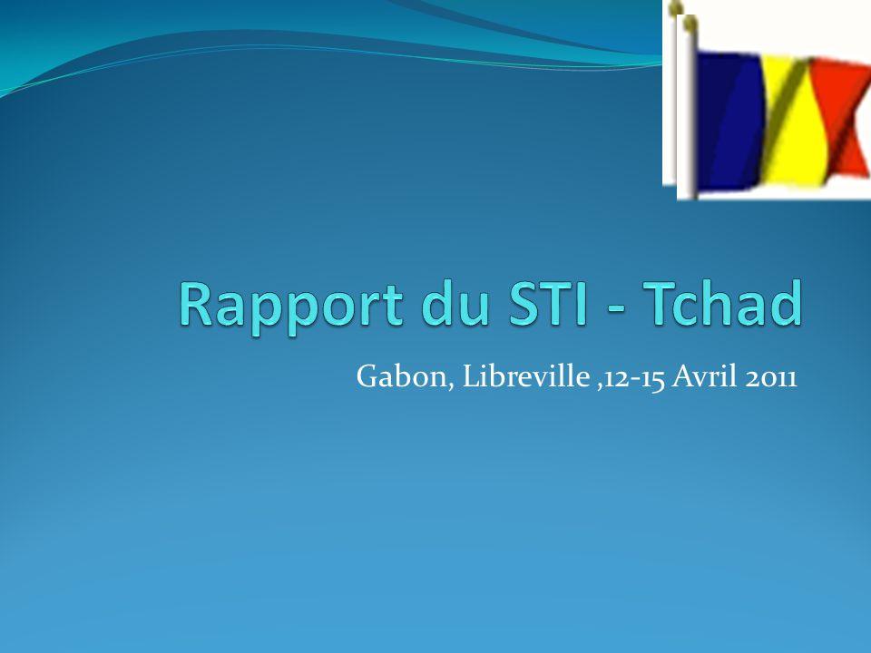 Gabon, Libreville,12-15 Avril 2011