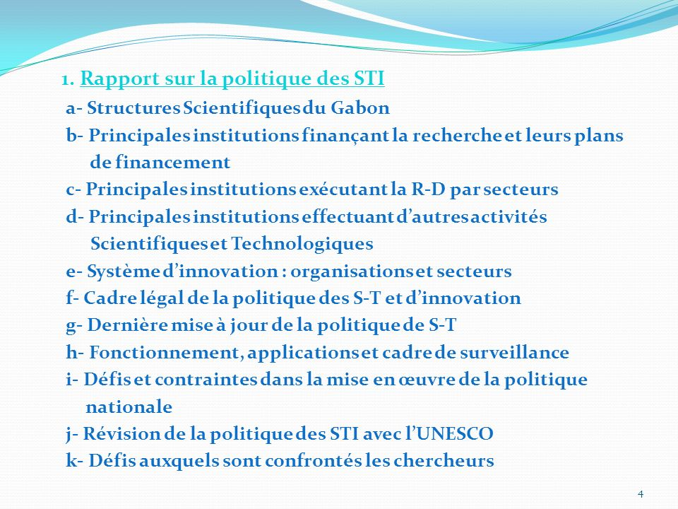 Préambule Les états généraux de lEducation, de la recherche et de ladéquation formation-emploi réunis les 17 et 18 mai 2010 constituent désormais la r