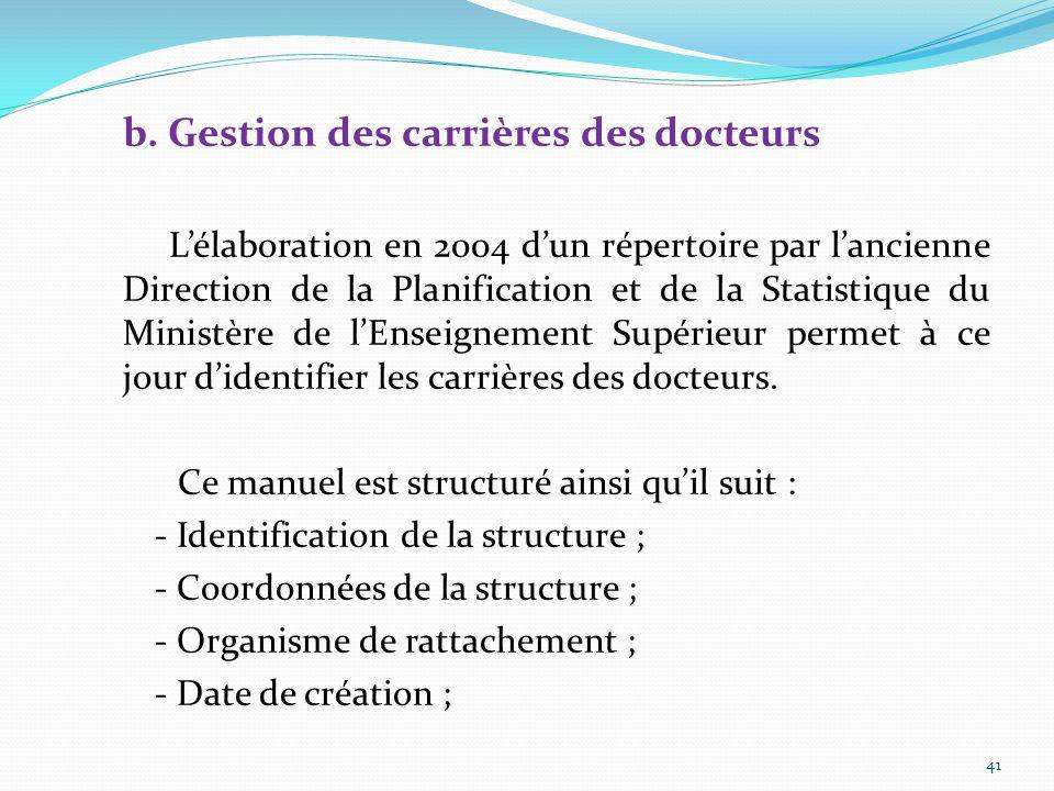 iii- Autres statistiques et indicateurs de la S-T a. Données sur linnovation Le Gabon na pas encore à ce jour recueilli les données sur linnovation. T