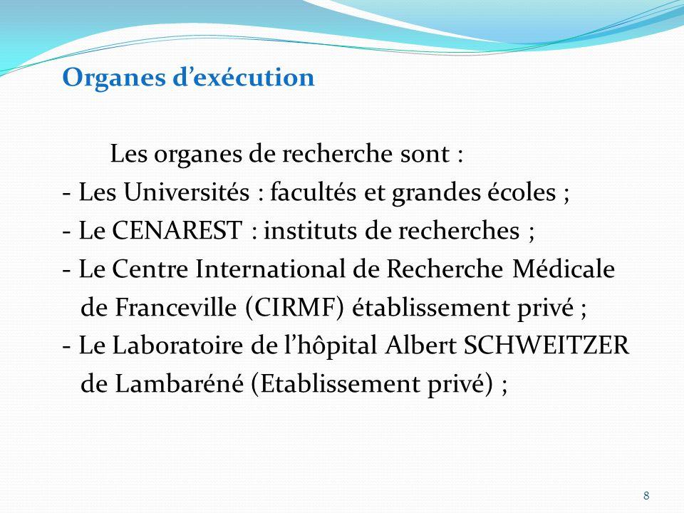 7 Missions Le CNEFOR a pour mission essentielle lévaluation de la mise en œuvre par bilans détapes : - des offres de formation ; - des projets dinfras
